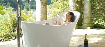Banheiras Contemporâneas